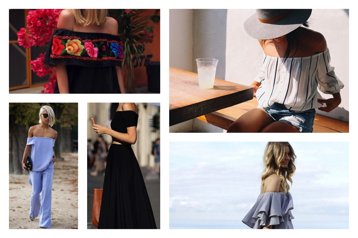 trend primavera estate 2016 spalle scoperte