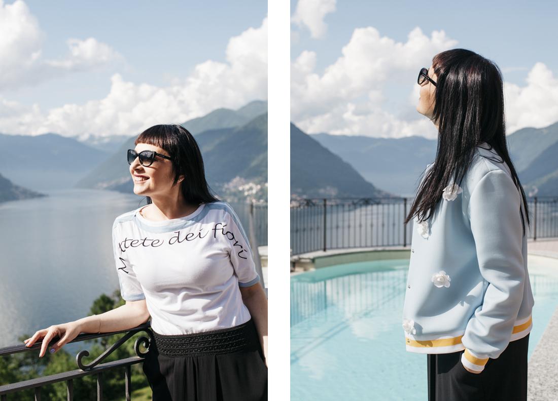 Sandra Bacci, lago di Como, Cecilia Arpa S/S2016