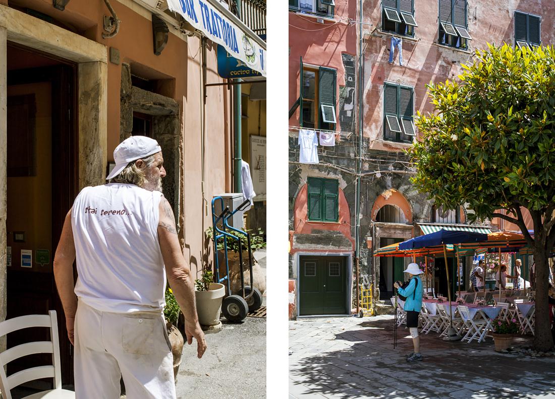 Le Cinque terre: cosa vedere in un weekend, Vernazza , piazzetta principale