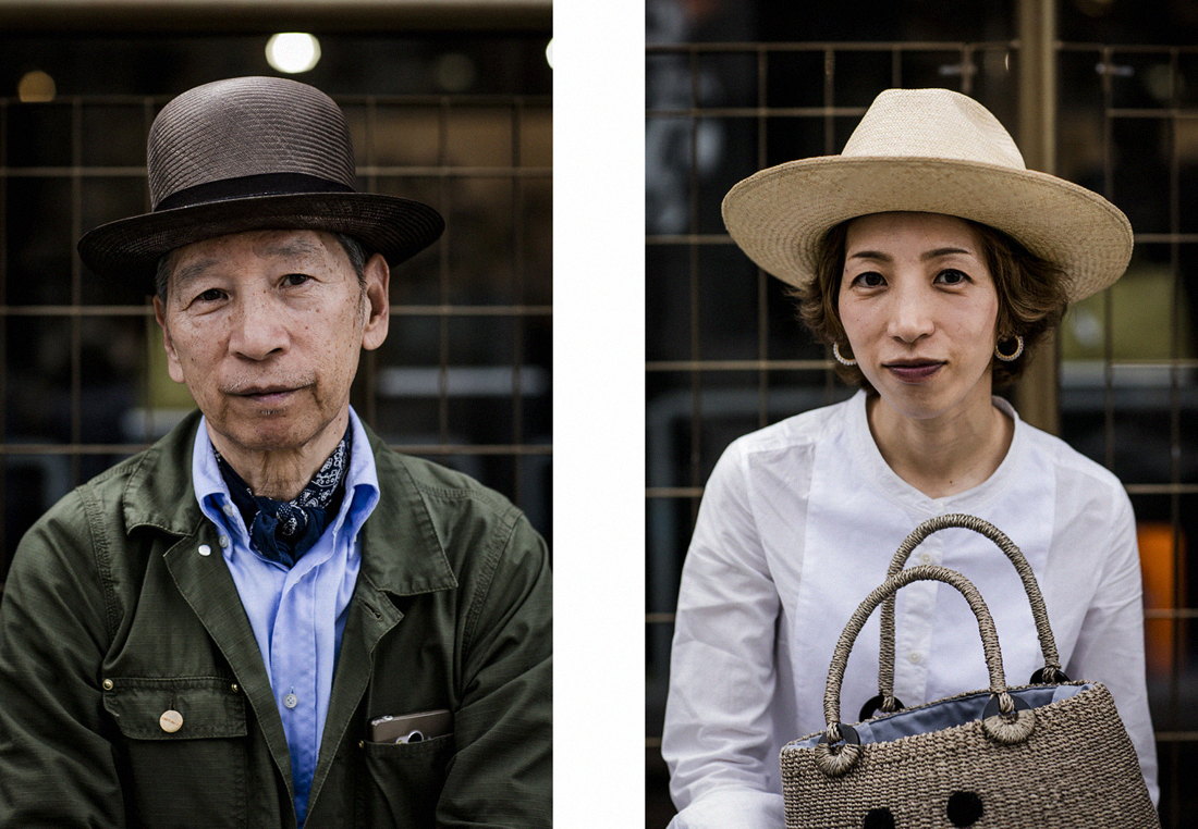 Japan Style, couple,, Smilingischic, Street style Pitti 90