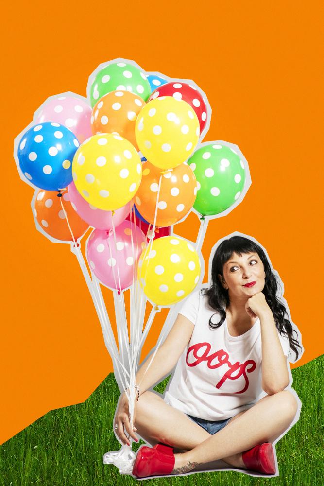 Sandra Bacci, SHUV™ PATENT CLOGS, Fit flop, Palloncinimix.com , La lista dei motivi per cui dovremmo festeggiare, , Sandra Bacci
