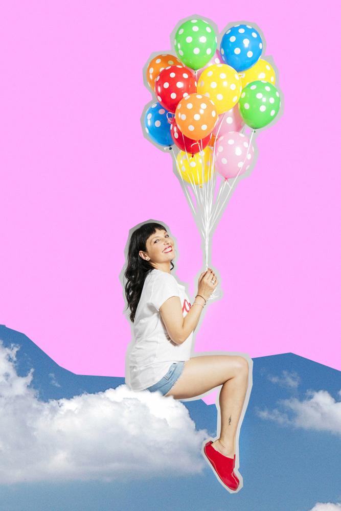 Sandra Bacci, SHUV™ PATENT CLOGS, Fit flop, Palloncinimix.com , La lista dei motivi per cui dovremmo festeggiare,