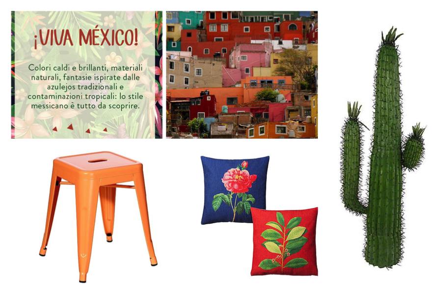 , stile messicano. Ispirazione per una casa in stile Frida Kahlo , Dalani