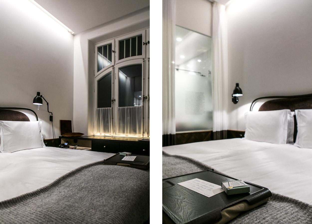 Miss Clara Hotel, Stoccolma, dettaglio camera,