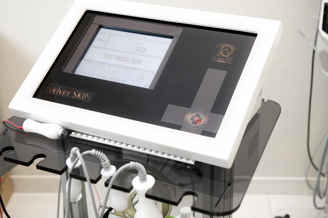 macchinario per elettrotrazione, centro martini lucca