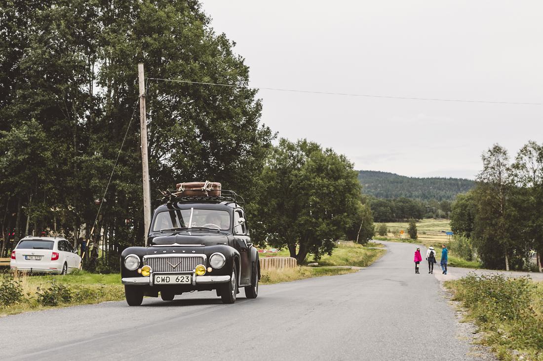 macchine anni 50, Svezia,