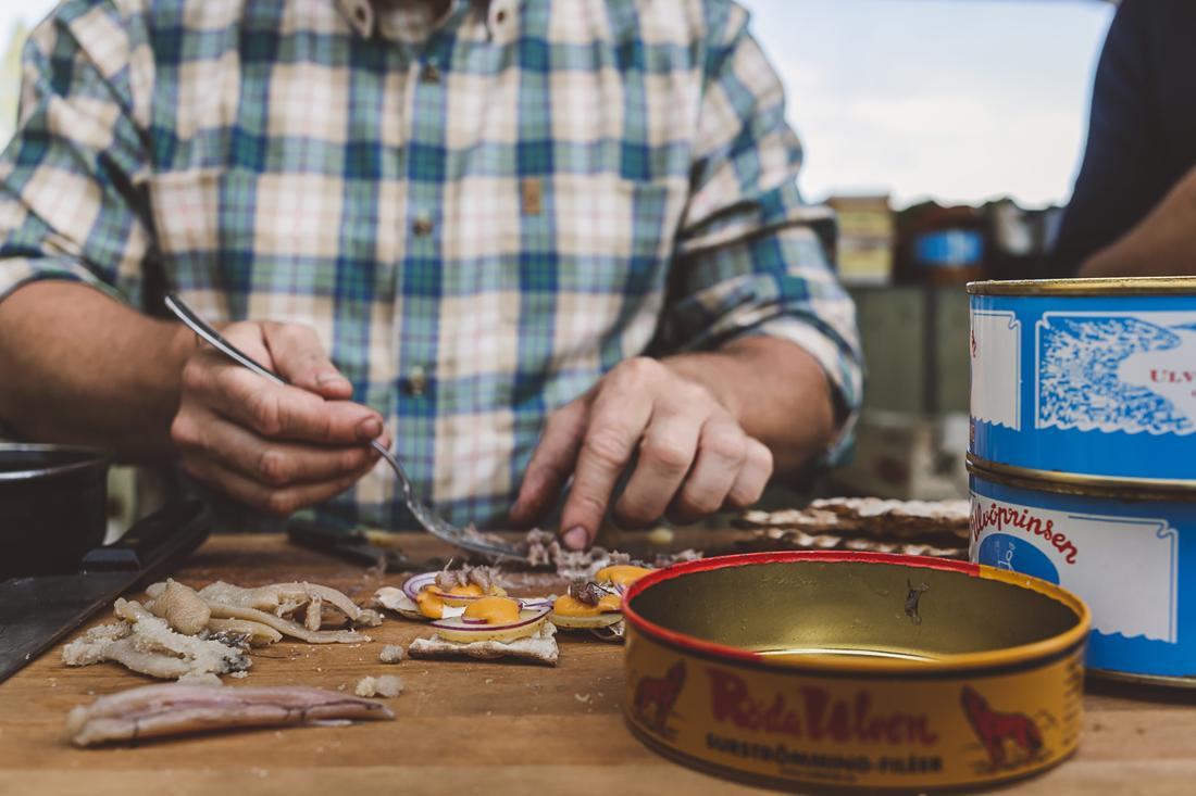 surströmming preparazione