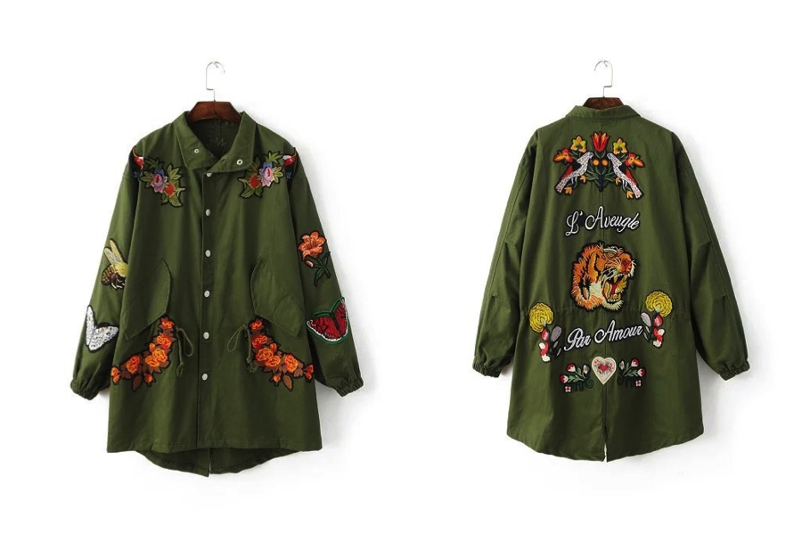 giacca-ricamata