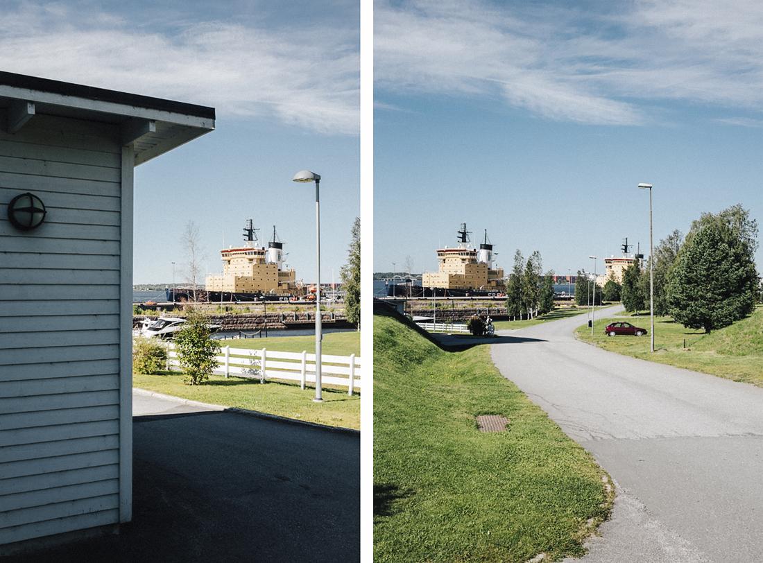 Cosa vedere a Luleå, la porta per la Lapponia Svedese.