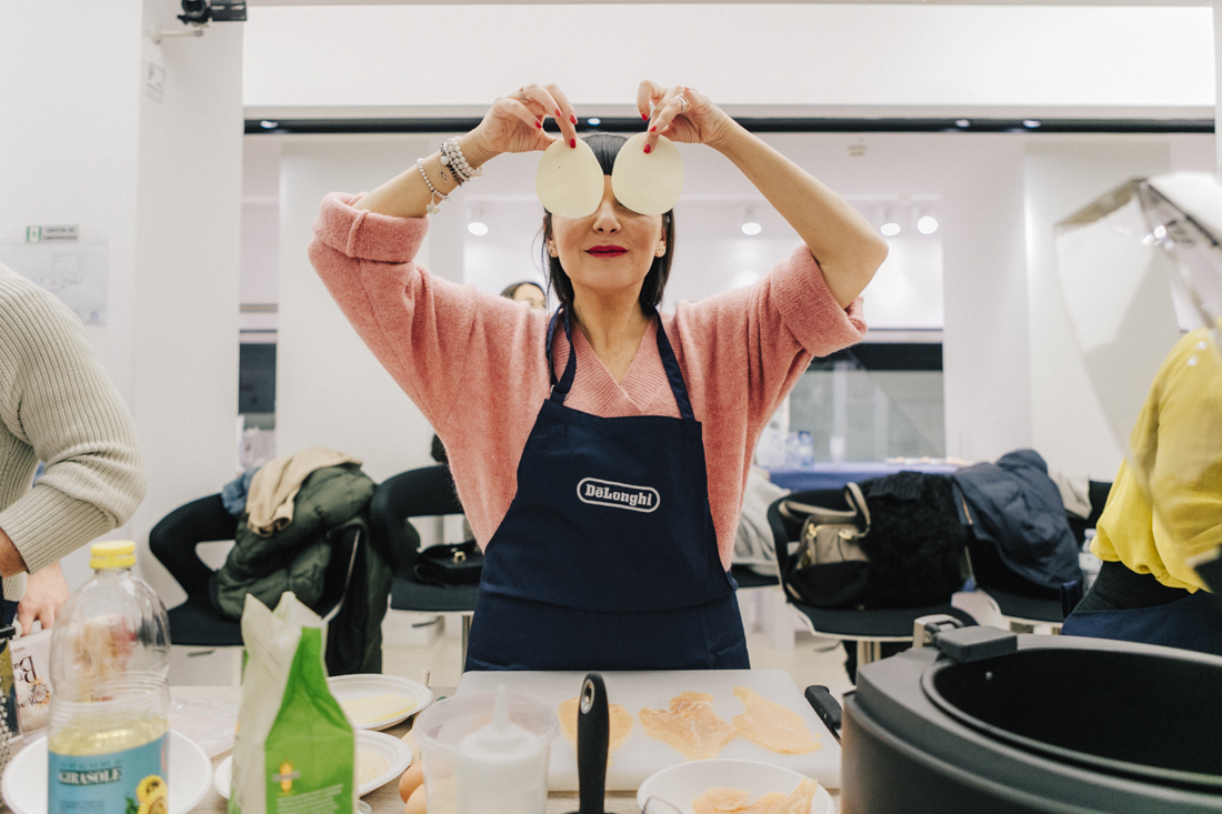 Multicooker De'Longhi: ho trovato l'alleato in cucina, sandra bacci