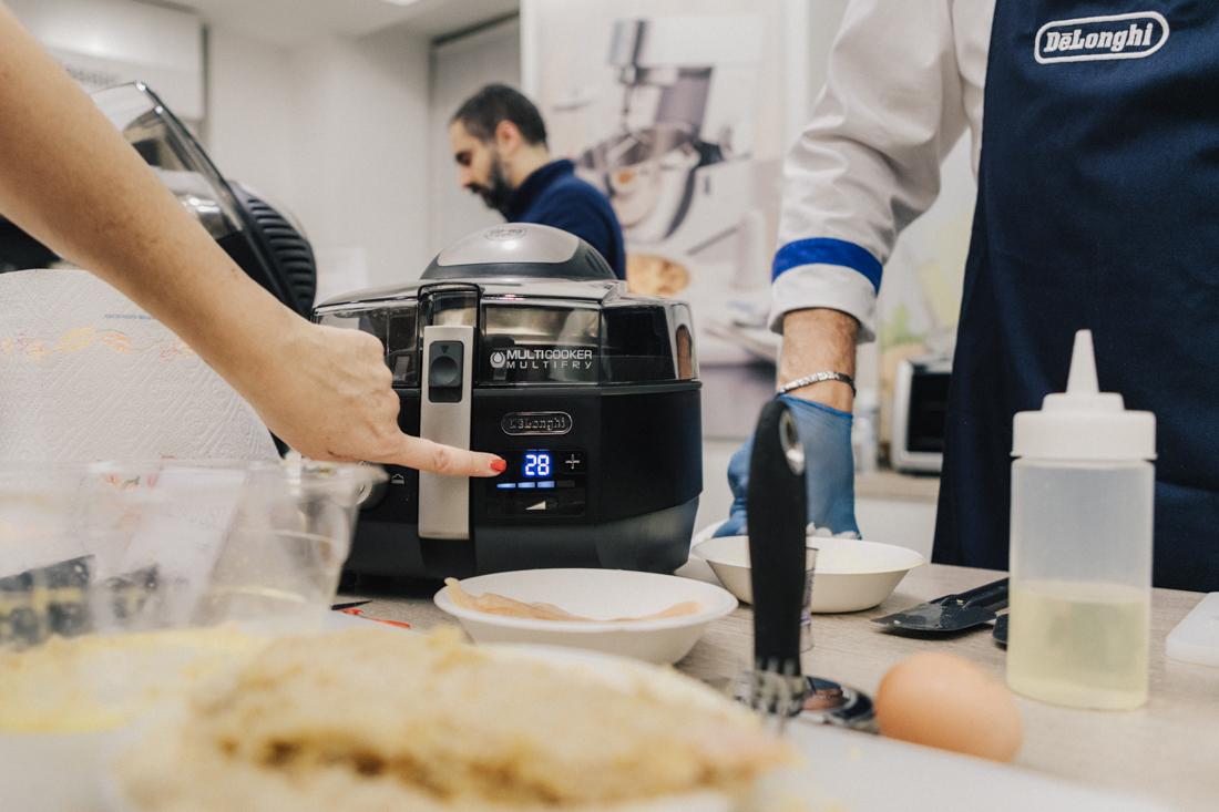 Multicooker De'Longhi: ho trovato l'alleato in cucina