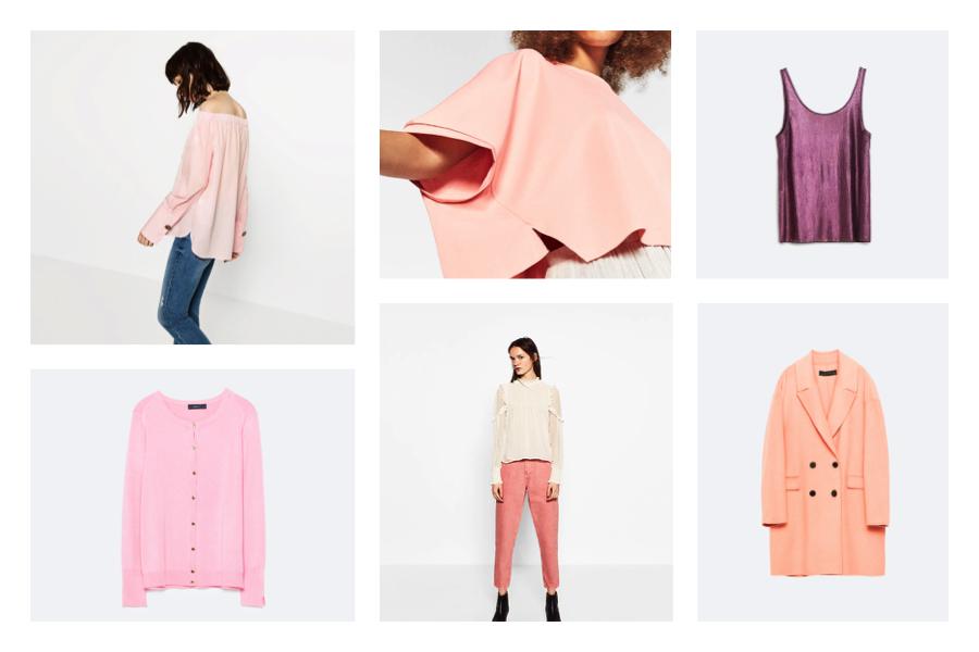 Tendenze primavera: cosa comprare a saldi da Zara,-ilrosa