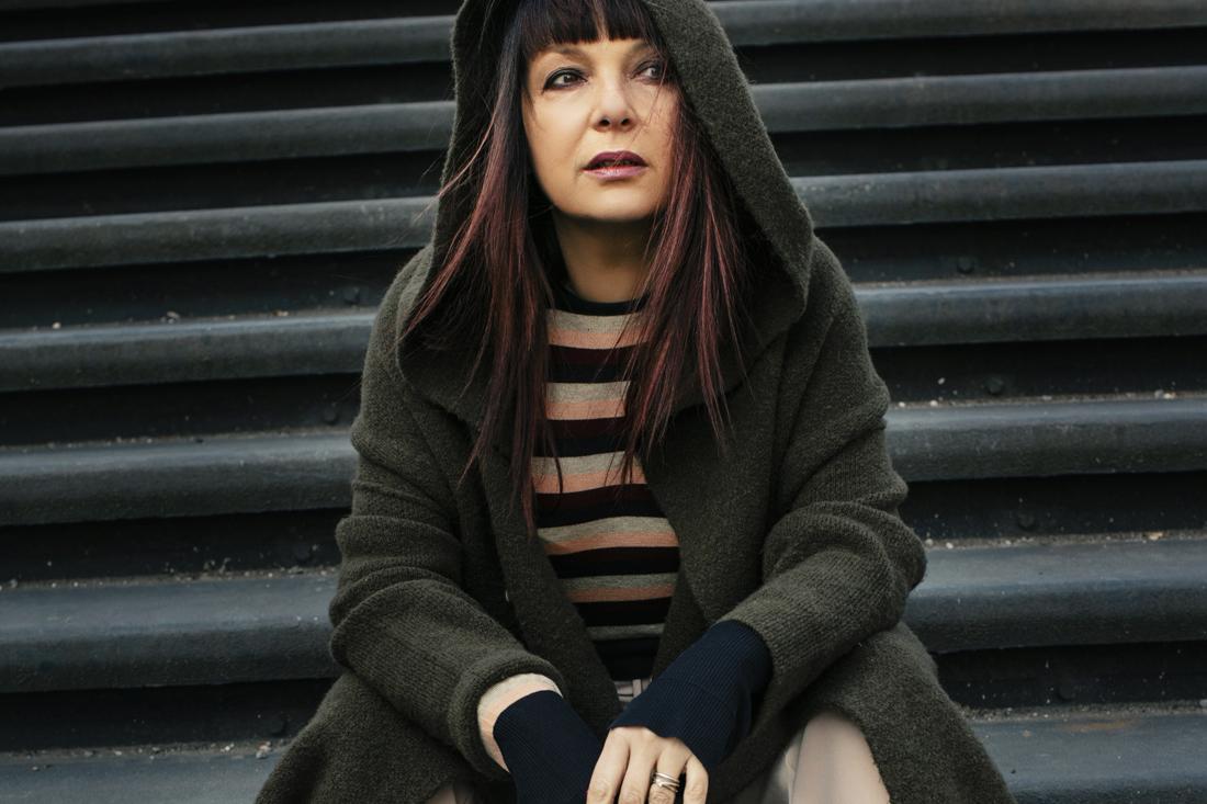 Sandra Bacci- Smilingischic, primo piano - total look zara