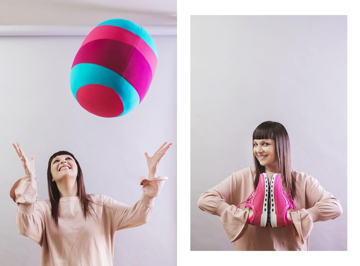 Ecco Cool 2.0-uovo colorato di Studiavo