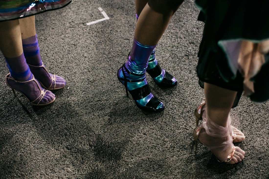 Josephine Bonari-Dettagli scarpe