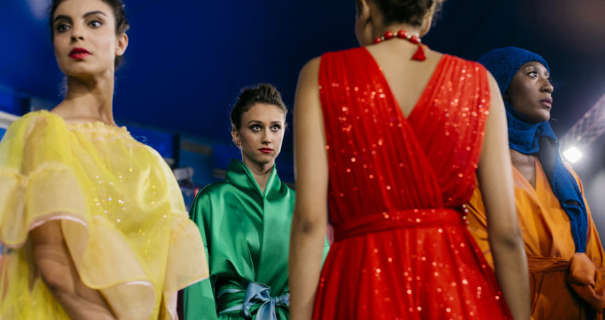 MonteCarlo Fashion Week 2017: backstage