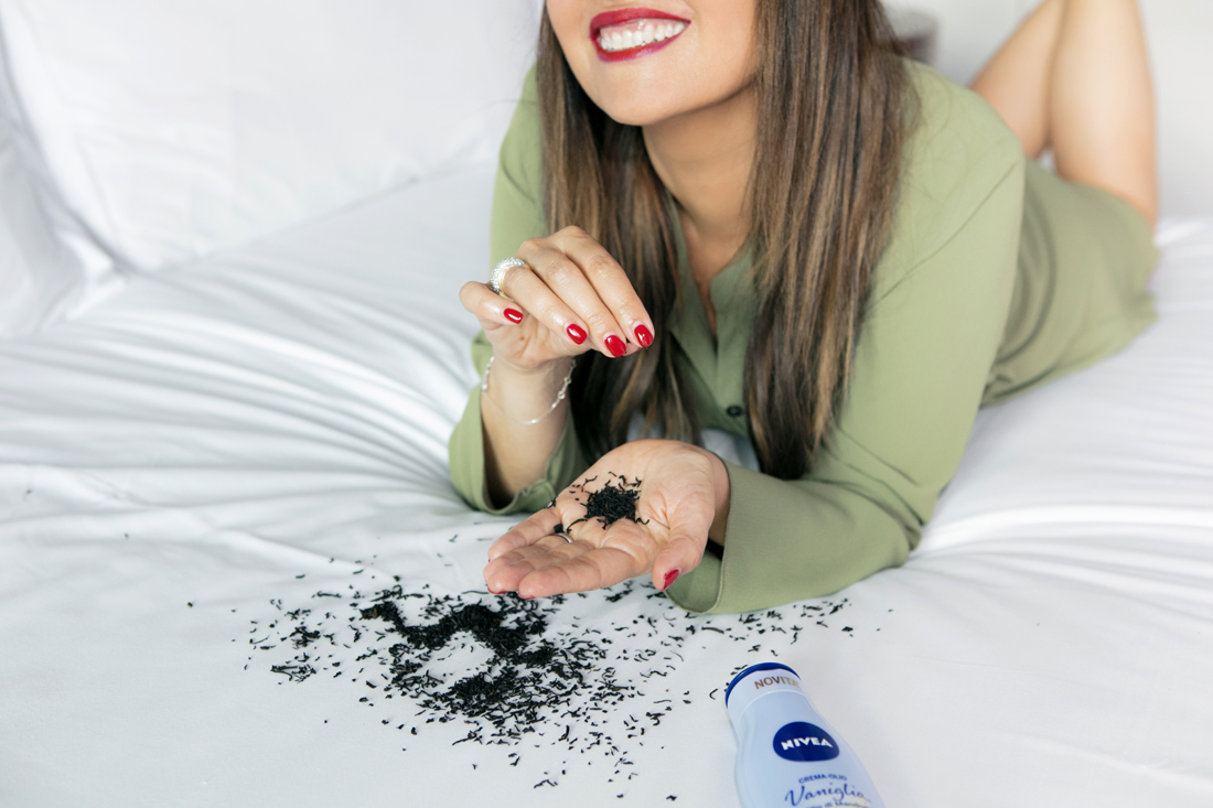 Sandra Bacci, Nivea Crema Olio
