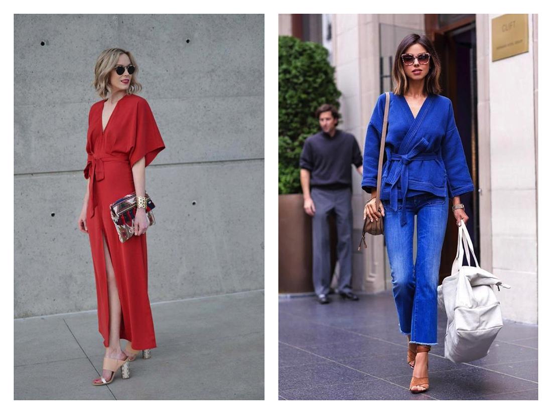 come abbinare il kimono