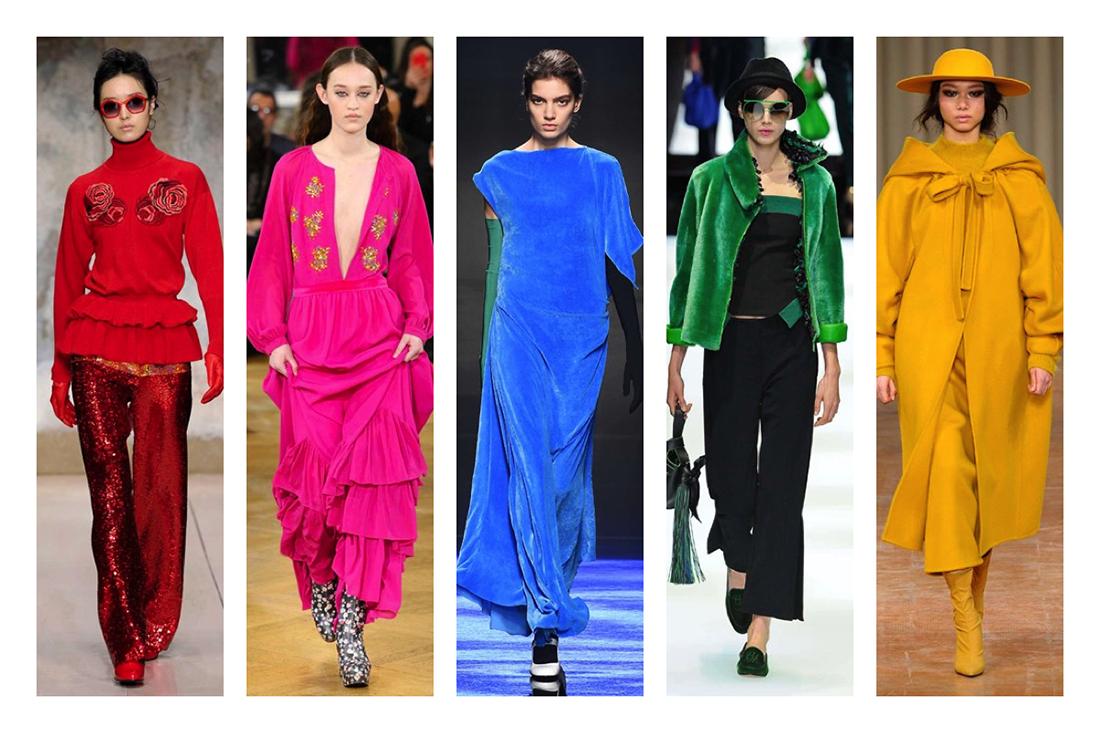 cosa indosseremo questo autunno inverno 2016 2017 , colore
