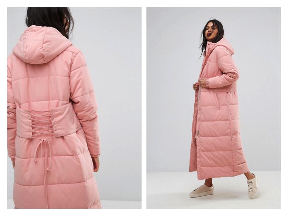 Tendenze cappotti autunno inverno 2017/2018, Asos