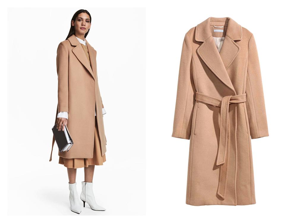 Tendenze cappotti autunno inverno 2017/2018, H&M