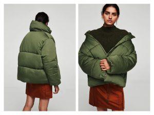 Tendenze cappotti autunno inverno 2017/2018, Mango