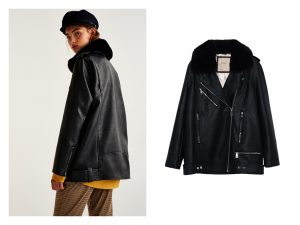 Tendenze cappotti autunno inverno 2017/2018, Pull and Bear