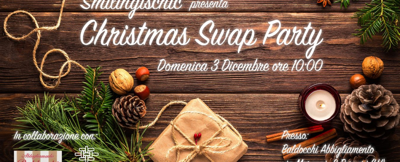 CHRISTMAS SWAP PARTY 2017