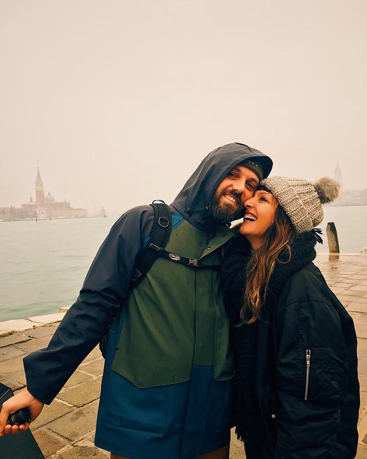 Sandra bacci e Giorgio Leone