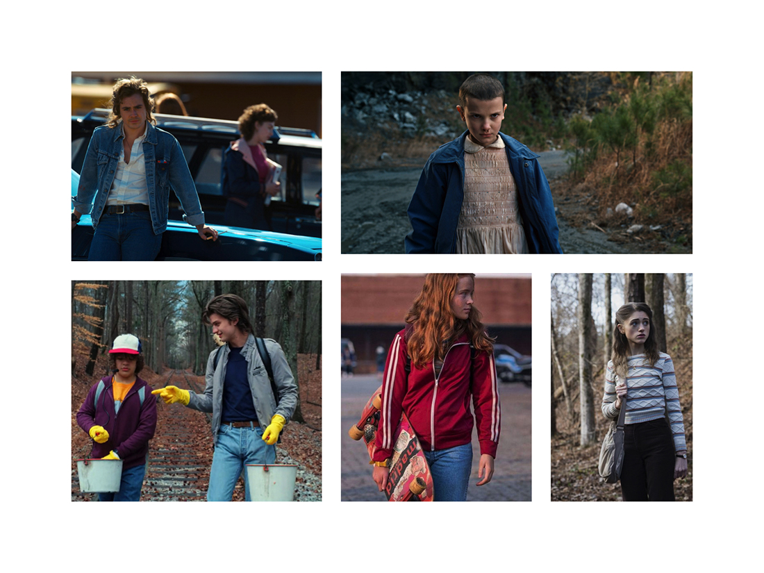 Anche la moda si è lasciata contagiare dal successo di Stranger Things. E  tu  8a279036d24