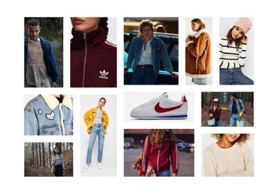 Stranger Things: il ritorno dal Sottosopra della moda anni '80
