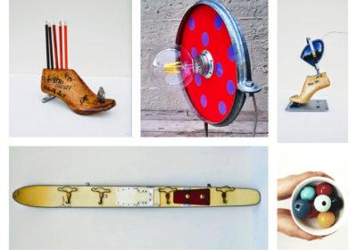 Artigianeria a Lucca : pezzi unici e autoproduzioni fra design e artigianato