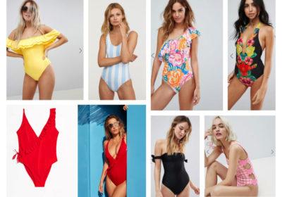 Chic-selection: per un'estate tutta d'un pezzo