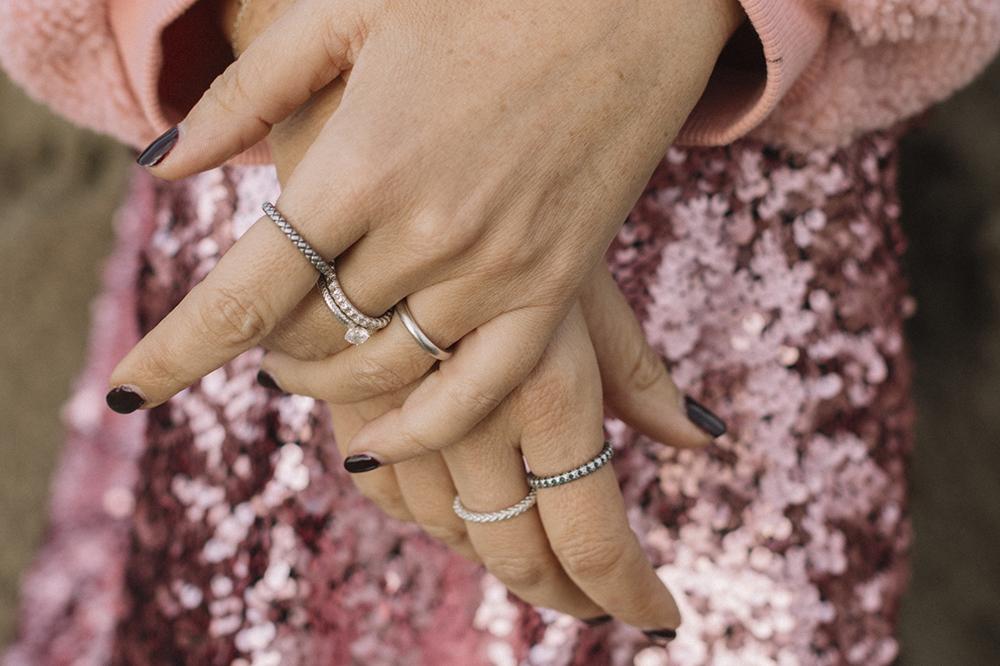 dettagli anelli Fiancè - Queriot