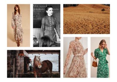 Prairie dress: per vivere La casa nella prateria