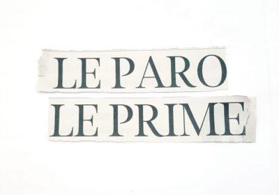 Le paro Le Prime