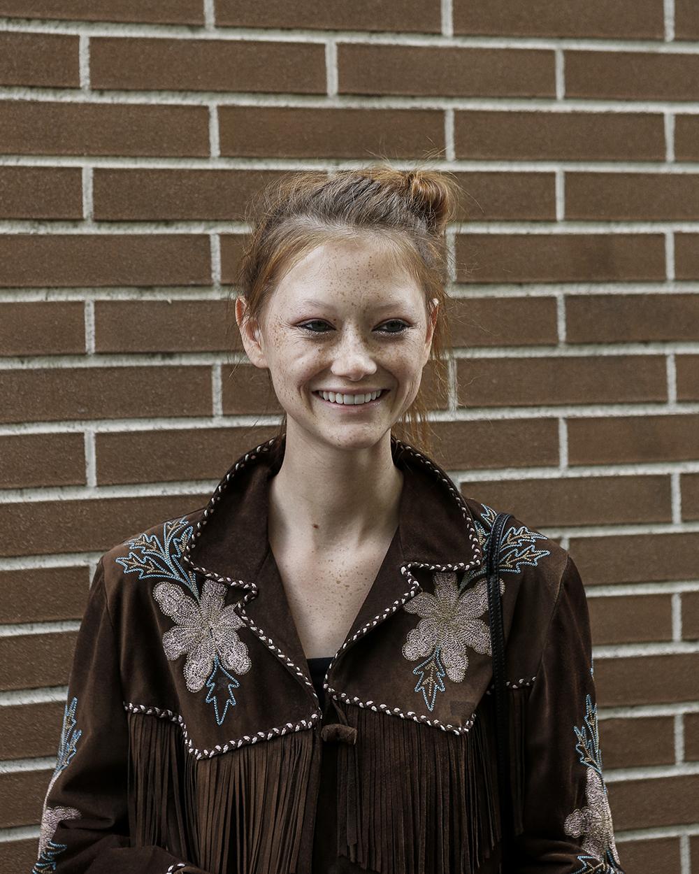 Sara Grace Wallerstedt, foto di Giorgio Leone
