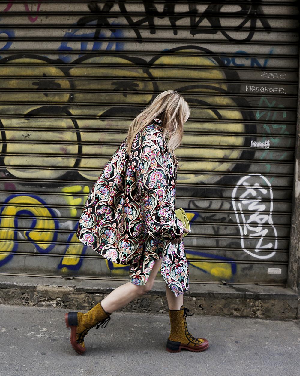 Cappotti over, foto di Giorgio Leone, Milano