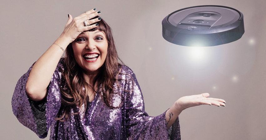 iRobot Roomba i7+: Luna chiama Terra
